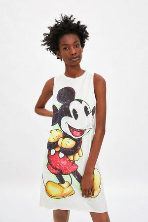 Zara Sukienka z myszką miki ©disneya