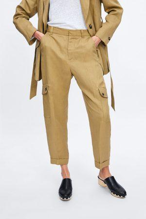 Zara Cargo trousers