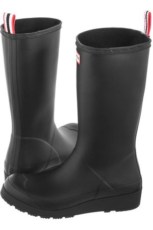 Hunter Original Play Boot Tall Black WFT2007RMA (HU36-a)
