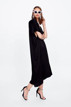 Zara Luźna sukienka z limitowanej edycji