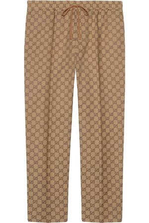 Gucci Mężczyzna Spodnie dresowe - Neutrals