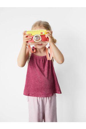 Zara Torebka listonoszka w kształcie aparatu fotograficznego