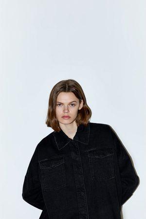 Zara Kurtka jeansowa zw premium