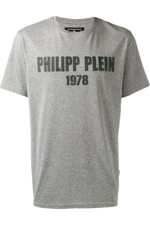 Philipp Plein Mężczyzna Z krótkim rękawem - Grey
