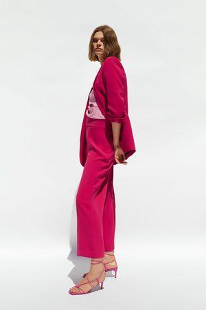 Zara Spodnie typu culotte