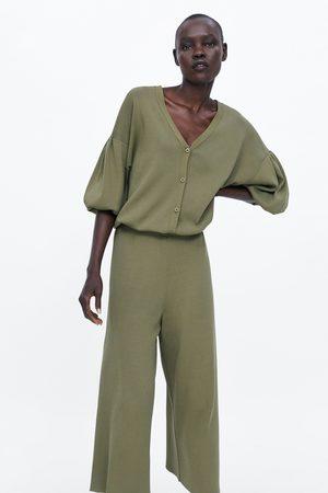 Zara Kombinezon typu culotte