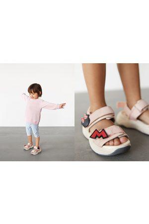 Zara Sandały techniczne z motywem ©disneya