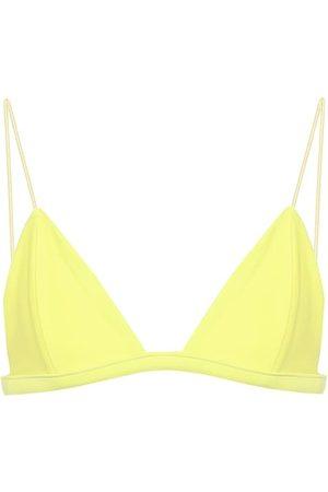 Jade Swim Exclusive to Mytheresa – Micro Muse bikini top