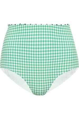 Marysia Exclusive to Mytheresa – Corsica high-waisted bikini bottoms
