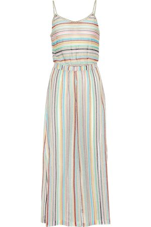 Missoni Striped knit jumpsuit