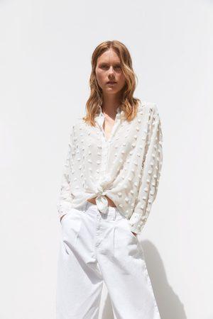 Zara Koszula w kropki
