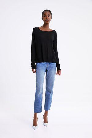 Zara Kobieta Swetry i Pulowery - Sweter z kolekcji basic