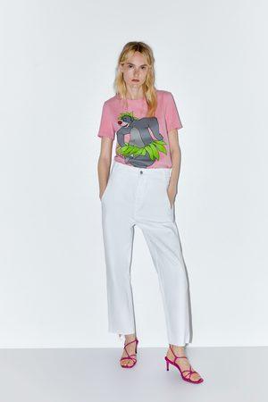 Zara Koszulka z motywem niedźwiedzia baloo z filmów ©disneya