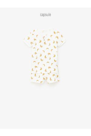 Zara Piżama w banany