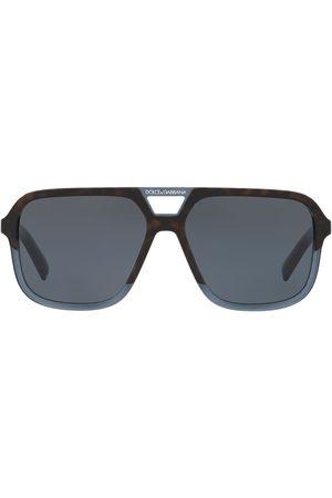 Dolce & Gabbana Eyewear Mężczyzna Okulary przeciwsłoneczne - Brown