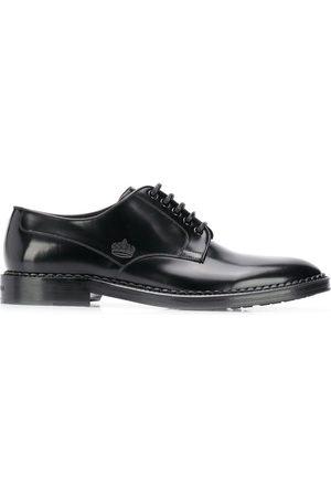 Dolce & Gabbana Mężczyzna Buty eleganckie - Black