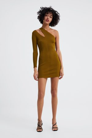 Zara Sukienka z wycięciami