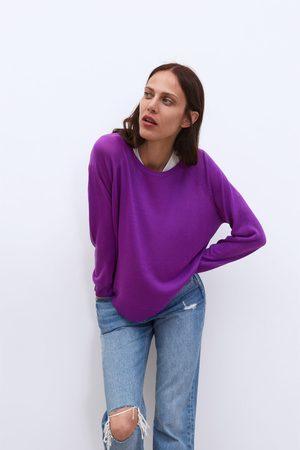 Zara Sweter z kolekcji basic