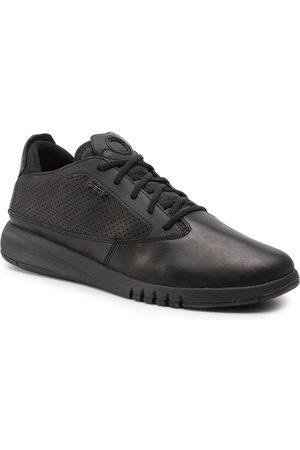 Geox Sneakersy - U Aerantis A U927FA 00043 C9997 Black
