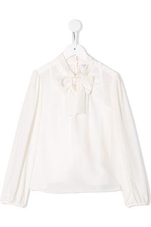 Dolce & Gabbana Dziewczynka Bluzki - White