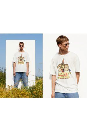 Zara Koszulka z kojotem © warner bros. inc.