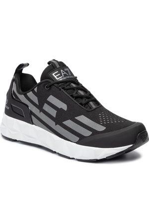 EA7 Sneakersy - X8X033 XCC52 N629 Black/Silver