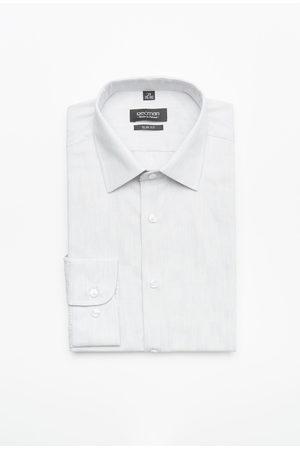 Recman Koszula versone 2909 długi rękaw slim fit