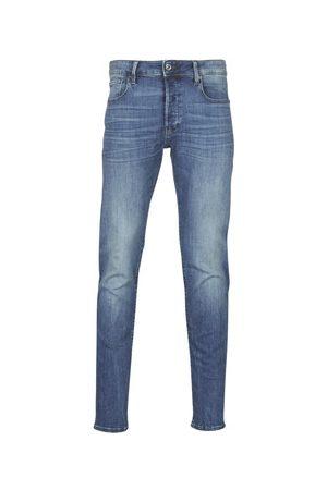 G-Star Mężczyzna Rurki i Slim Fit - Jeansy slim fit 3301 SLIM
