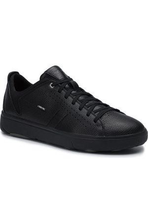 Geox Sneakersy - U Nebula Y A U948FA 00046 C9999 Black