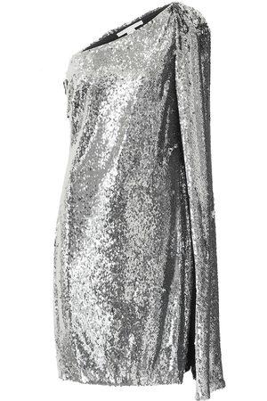 Stella McCartney Kobieta Sukienki - One-shoulder sequined minidress