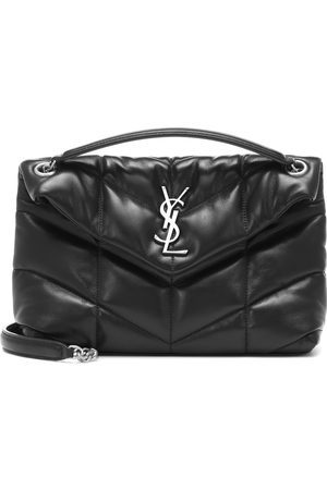 Saint Laurent Loulou Puffer Small shoulder bag