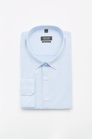 Recman Mężczyzna Z długim rękawem - Koszula versone 2791 długi rękaw custom fit