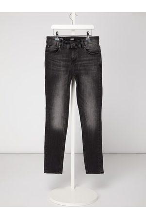 Jack & Jones Chłopiec Skinny - Jeansy w dekatyzowanym stylu o kroju skinny fit