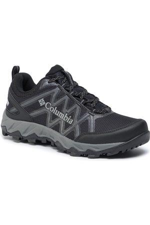 Columbia Mężczyzna Buty trekkingowe - Trekkingi - Peakfreak X2 Outdry BM0829 Black/Ti Grey Steel 010