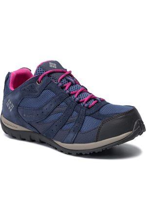 Columbia Trekkingi - Youth Redmond Waterproof BY2857 Bluebell/Pink 508