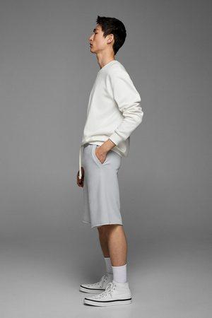 Zara Bermudy typu jogger z kolekcji basic