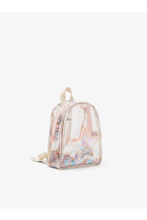 Zara Mini plecak z winylu