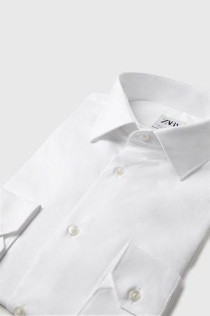 kołnierzykiem męskie koszule i bluzki Zara, porównaj ceny i  RyQdI