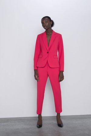 Zara Spodnie do kostek