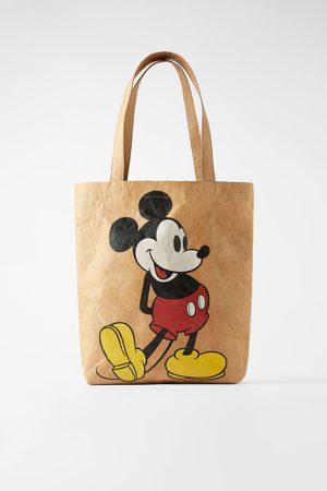 Zara Torba typu shopper średniej wielkości z myszką miki ©disneya