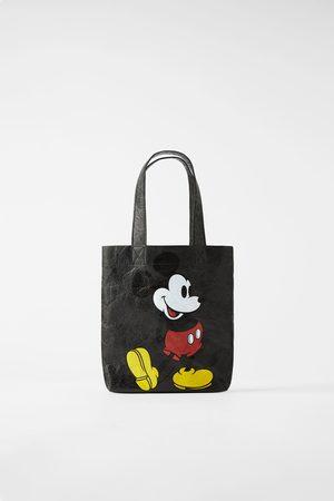 Zara Mini torebka typu shopper z myszką miki ©disneya