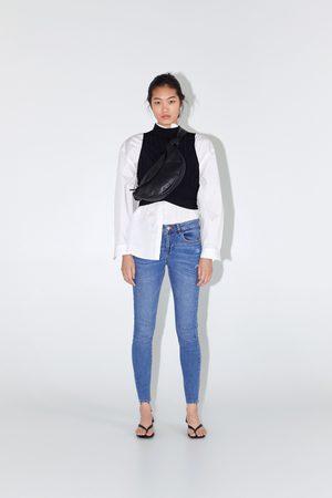 Zara Spodnie jeansowe z kolekcji z1975 rurki