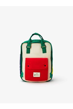Zara Wielobarwny plecak