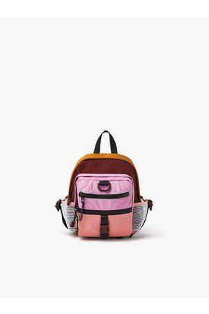 Zara Mini plecak z tkaniny technicznej