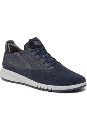 Geox Sneakersy - U Aerantis A U927FA 02243 C4064 Navy