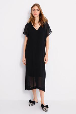 Zara Luźna sukienka
