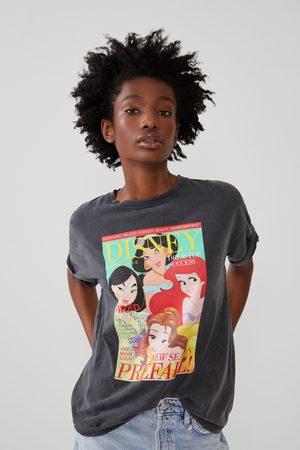 Zara Koszulka z księżniczkami ©disney