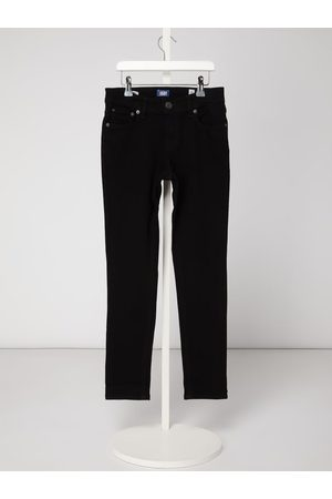 Jack & Jones Jeansy barwione o kroju skinny fit