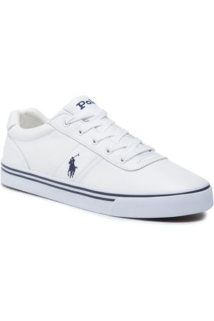 Polo Ralph Lauren Sneakersy - Hanford 816765046002 White