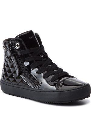 Geox Sneakersy - J Kalispera G. D J944GD 000HH C9999 S Black